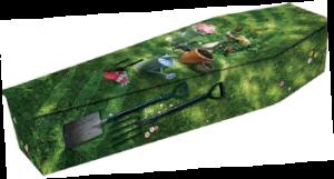 Alternative Coffin Range - In the Garden