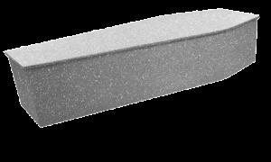 Alternative Coffin Range - Silver Glitter